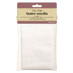 Butter Muslin | Cotton | Cooking | 90cm square | Buy Online | UK
